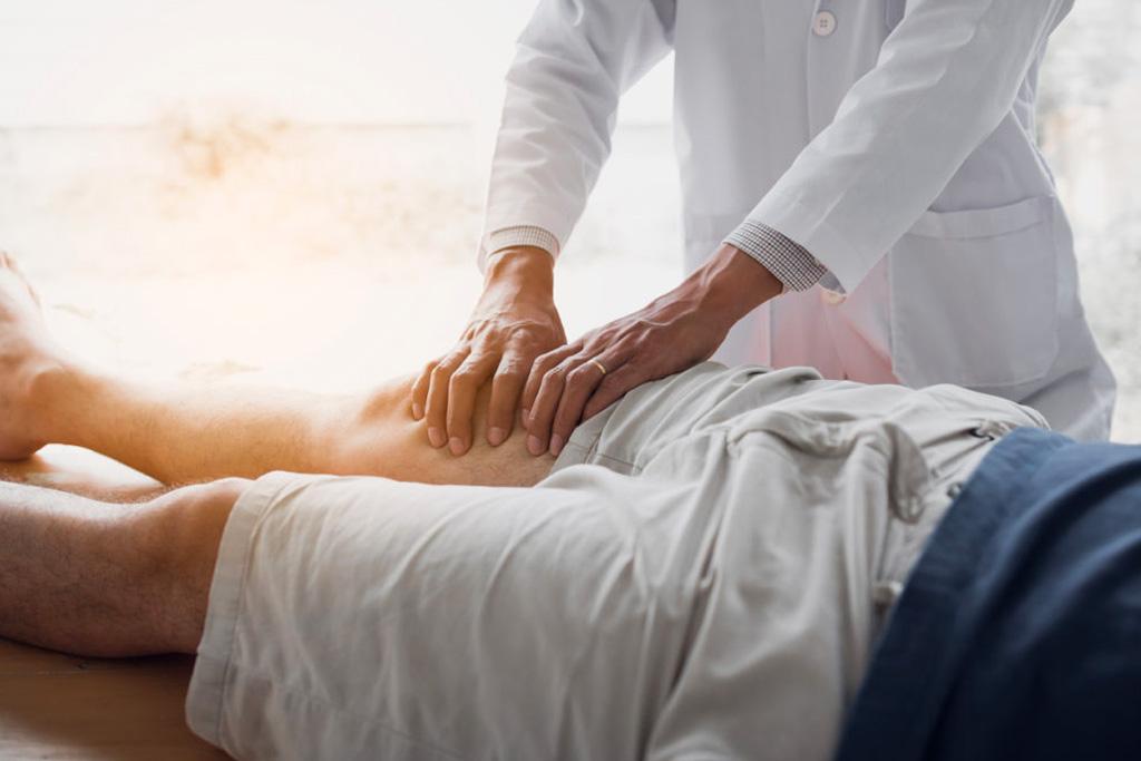Massaggio manuale fisiokinesiterapia